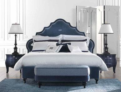 Итальянская кровать MARRIOTT фабрики GIANFRANCO FERRE
