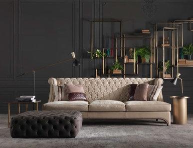 Итальянская мягкая мебель BRADMORE фабрики GIANFRANCO FERRE