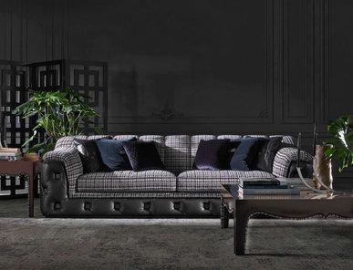 Итальянская мягкая мебель HILL фабрики GIANFRANCO FERRE