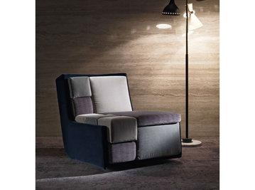 Итальянское кресло RUBIK фабрики GIANFRANCO FERRE