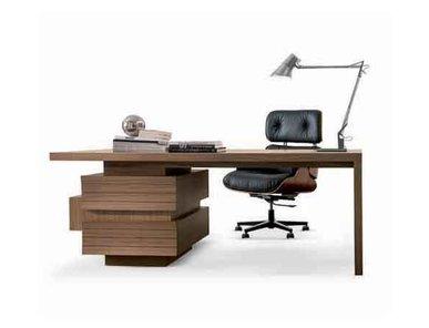 Итальянский письменный стол Quadria I фабрики Galimberti Nino