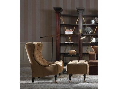 Итальянское кресло MIKI фабрики GIANFRANCO FERRE