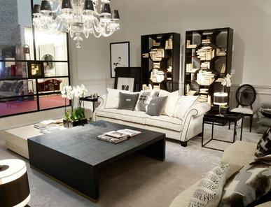 Итальянская мягкая мебель HARMONY фабрики GIANFRANCO FERRE
