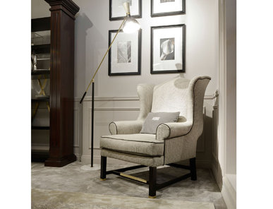 Итальянское кресло AYLA фабрики GIANFRANCO FERRE