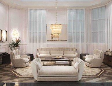 Итальянская мягкая мебель Hemingway фабрики VISIONNAIRE