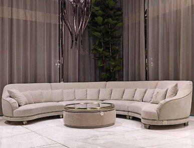 Итальянская мягкая мебель Chatam фабрики VISIONNAIRE