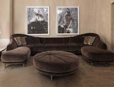 Итальянская мягкая мебель Berkano фабрики VISIONNAIRE