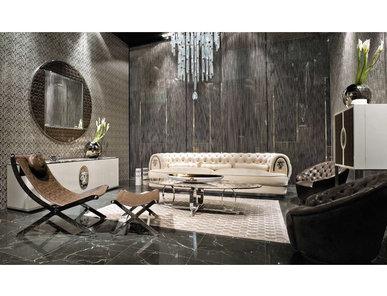 Итальянская мягкая мебель Oberon фабрики VISIONNAIRE