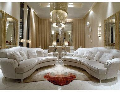 Итальянская мягкая мебель Ginevra фабрики VISIONNAIRE