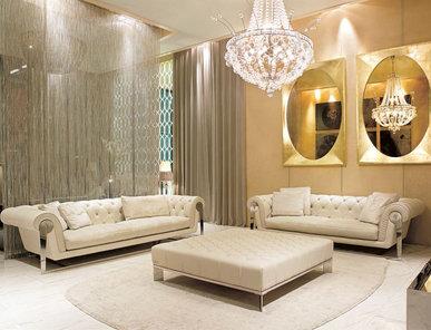 Итальянская мягкая мебель Chester Dudley фабрики VISIONNAIRE