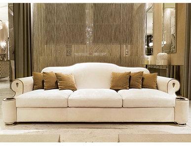 Итальянская мягкая мебель Diplomate фабрики VISIONNAIRE