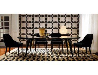 Итальянский стол и стулья ELLE фабрики Domedziioni