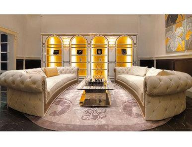 Итальянская мягкая мебель Jackpot фабрики VISIONNAIRE