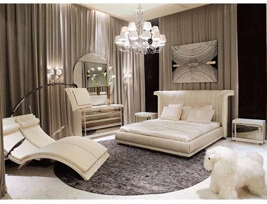 Итальянская спальня Porfrio фабрики VISIONNAIRE