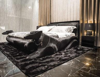 Итальянская кровать Bismarck фабрики VISIONNAIRE