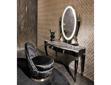 Итальянский туалетный стол Grimilde фабрики VISIONNAIRE