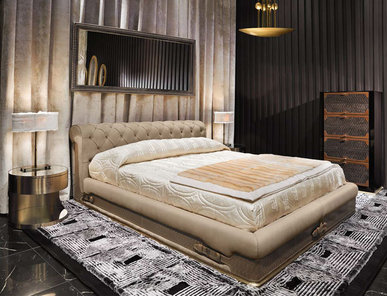 Итальянская спальня Chester Laurence фабрики VISIONNAIRE