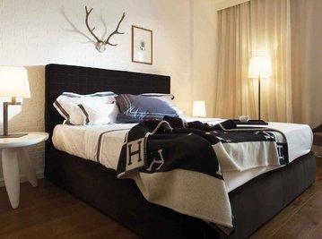 Итальянская кровать GIACOMO фабрики Domedziioni