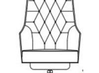 Кресло Sévigné