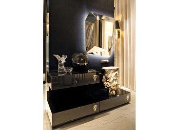 Итальянская мебель для ванной Forma Mentis фабрики VISIONNAIRE