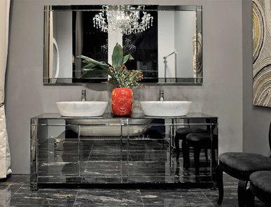 Итальянская мебель для ванной Jupiter фабрики VISIONNAIRE