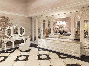 Итальянская мебель для ванной Windsor фабрики VISIONNAIRE