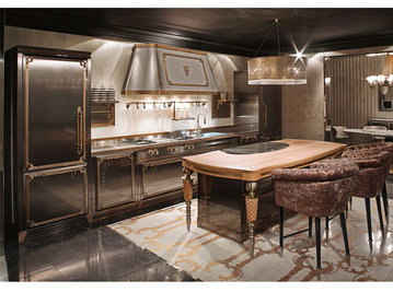 Итальянская кухня Victorian фабрики VISIONNAIRE