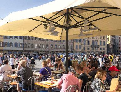 Итальянский зонт Magnum Lux фабрики POGGESI