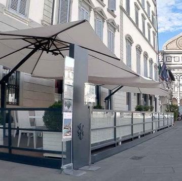 Итальянский зонт Junior фабрики POGGESI