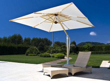 Итальянский зонт JUNIOR LEGNO фабрики POGGESI