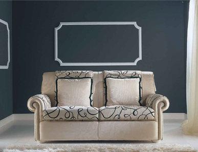 Итальянская мягкая мебель BRIO фабрики ZANABONI