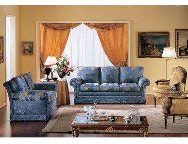 Итальянская мягкая мебель EDEN/3 фабрики ZANABONI