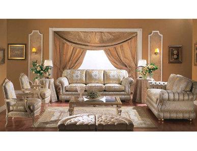 Итальянская мягкая мебель DANUBIO фабрики ZANABONI