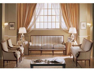 Итальянская мягкая мебель LUIGI XVI фабрики ZANABONI