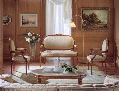 Итальянская мягкая мебель SALOTTO 8/B фабрики ZANABONI