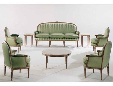 Итальянская мягкая мебель SALOTTO 001/C фабрики ZANABONI