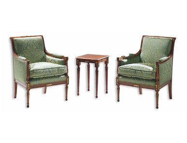 Итальянское кресло IMPERO фабрики ZANABONI