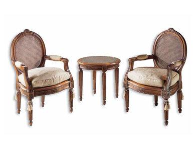 Итальянское кресло P155 фабрики ZANABONI