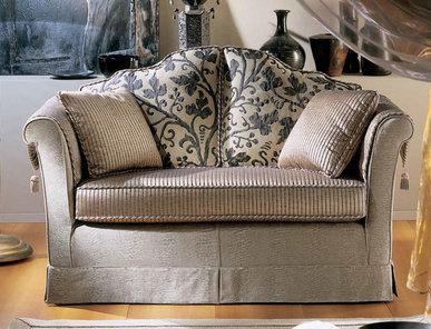 Итальянская мягкая мебель TIFFANY фабрики ZANABONI