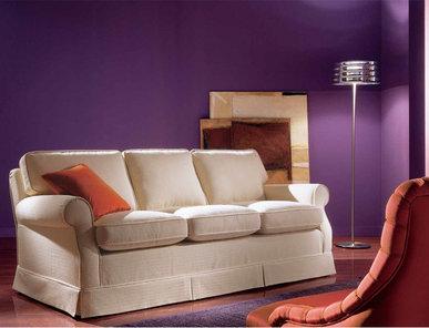 Итальянская мягкая мебель BOSTON фабрики ZANABONI