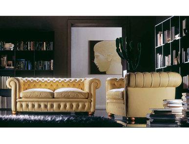 Итальянская мягкая мебель Chester фабрики ZANABONI