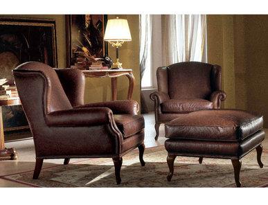 Итальянское кресло York maxi фабрики ZANABONI
