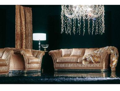 Итальянская мягкая мебель FIDIA фабрики ZANABONI