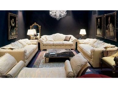 Итальянская мягкая мебель ATLANTIQUE BIG+DUNE фабрики ZANABONI