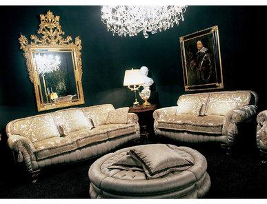 Итальянская мягкая мебель ASIA фабрики ZANABONI