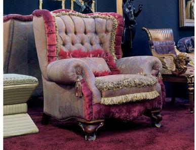 Итальянское кресло ASIA фабрики ZANABONI