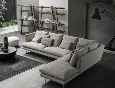 Итальянский диван Lars I фабрики Bonaldo