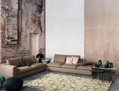 Итальянский диван Land I фабрики Bonaldo