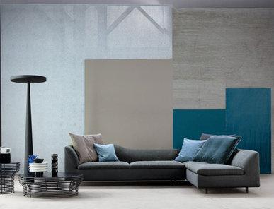 Итальянский диван Sinua фабрики Bonaldo
