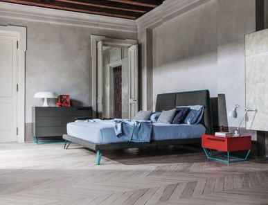 Итальянская спальня To Be фабрики Bonaldo